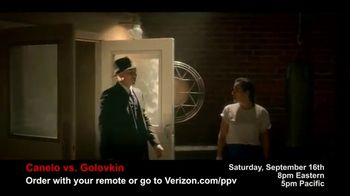 Fios by Verizon Pay-Per-View TV Spot, 'Canelo vs. Golovkin' [Spanish] - Thumbnail 4
