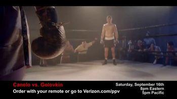 Fios by Verizon Pay-Per-View TV Spot, 'Canelo vs. Golovkin' [Spanish] - Thumbnail 7