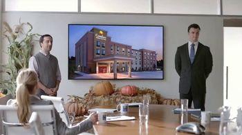 Choice Hotels TV Spot, 'Pumpkin Spice Cookie' - Thumbnail 1