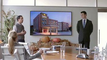 Choice Hotels TV Spot, 'Pumpkin Spice Cookie' - Thumbnail 2