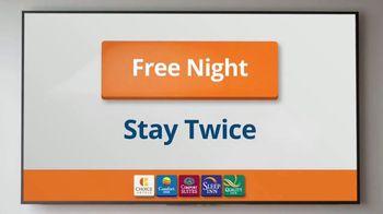 Choice Hotels TV Spot, 'Pumpkin Spice Cookie' - Thumbnail 4