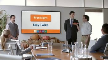 Choice Hotels TV Spot, 'Pumpkin Spice Cookie' - 2502 commercial airings