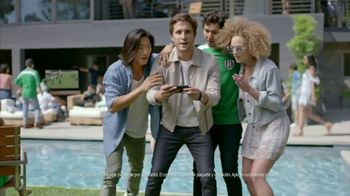 AT&T Unlimited Plus TV Spot, 'Fútbol' con Diego Boneta [Spanish] - 1446 commercial airings