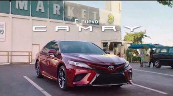 2018 Toyota Camry TV Spot, 'Despampanante' [Spanish] [T1] - Thumbnail 6