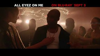 All Eyez on Me Home Entertainment TV Spot