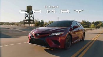 2018 Toyota Camry TV Spot, 'Rebelde' [Spanish] - Thumbnail 8