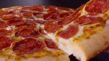 Little Caesars EXTRAMOSTBESTEST Pizza TV Spot, 'Number #1 Dad' - Thumbnail 8