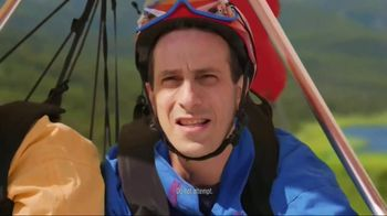 Sonic Drive-In Wing Night in America TV Spot, 'Hang Gliding' - Thumbnail 2