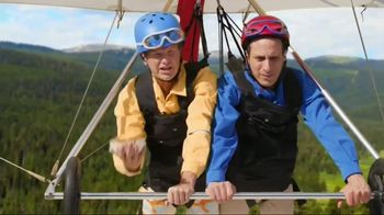 Sonic Drive-In Wing Night in America TV Spot, 'Hang Gliding' - Thumbnail 5