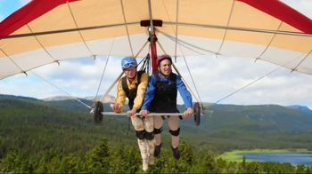 Sonic Drive-In Wing Night in America TV Spot, 'Hang Gliding' - 3718 commercial airings
