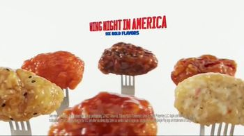 Sonic Drive-In Wing Night in America TV Spot, 'Hang Gliding' - Thumbnail 9