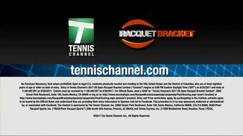 Tennis Channel TV Spot, 'Racquet Bracket: 2017 US Open' - Thumbnail 10