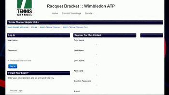 Tennis Channel TV Spot, 'Racquet Bracket: 2017 US Open' - Thumbnail 4
