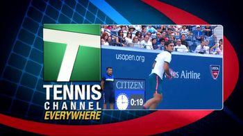 Tennis Channel TV Spot, 'Racquet Bracket: 2017 US Open' - Thumbnail 6