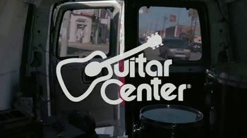 Guitar Center Labor Day Savings Event TV Spot, 'Guitars and Stands' - Thumbnail 1