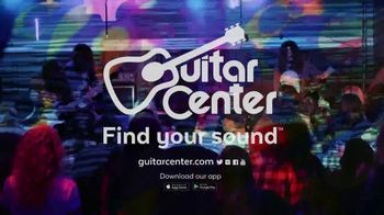 Guitar Center Labor Day Savings Event TV Spot, 'Guitars and Stands' - Thumbnail 9
