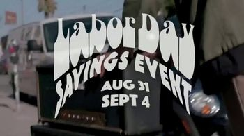 Guitar Center Labor Day Savings Event TV Spot, 'Guitars and Stands' - Thumbnail 3
