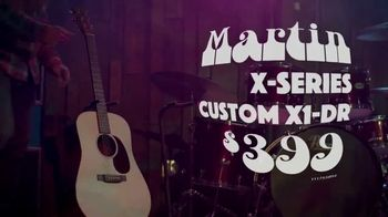 Guitar Center Labor Day Savings Event TV Spot, 'Guitars and Stands' - Thumbnail 5