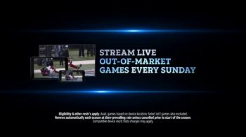 DIRECTV NFLSUNDAYTICKET.TV TV Spot, 'Where We Live' Featuring Vic Beasley - Thumbnail 10