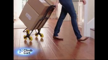 Climb Cart TV Spot, 'Gets You Around'