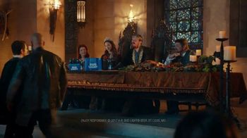 Bud Light TV Spot, 'Banquet' - Thumbnail 9