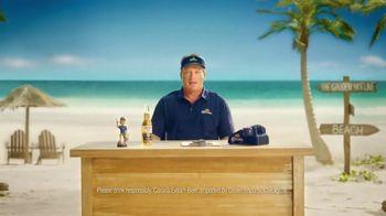 The Corona Gameday Sweepstakes TV Spot, 'Call Center' Featuring Jon Gruden - 98 commercial airings