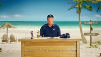The Corona Gameday Sweepstakes TV Spot, 'Call Center' Featuring Jon Gruden - 98 commercial airings