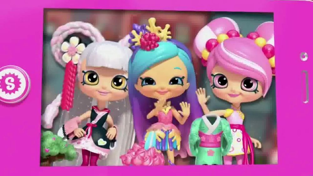 Shopkins World Vacation TV Commercial Of Adventure