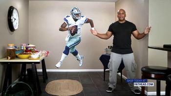 Fathead TV Spot, 'Own the Highlight: Dallas Cowboys'