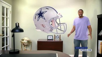 Fathead TV Spot, 'Own the Highlight: Dallas Cowboys' - Thumbnail 5