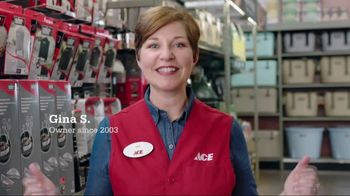 ACE Hardware Labor Day Sale TV Spot, 'Get the Right Grill' - 521 commercial airings