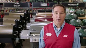 ACE Hardware Labor Day Sale TV Spot, 'Get the Right Grill' - Thumbnail 2