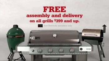 ACE Hardware Labor Day Sale TV Spot, 'Get the Right Grill' - Thumbnail 4