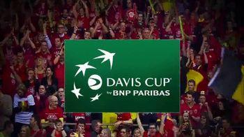 Tennis Channel Plus TV Spot, '2017 Davis Cup Showdowns' - Thumbnail 3
