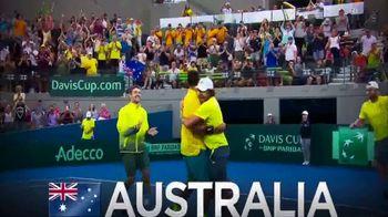 Tennis Channel Plus TV Spot, '2017 Davis Cup Showdowns' - Thumbnail 4