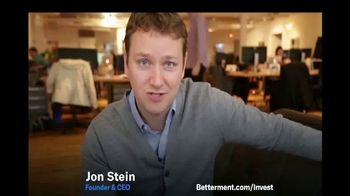 Betterment TV Spot, 'Automated Investing' - Thumbnail 3
