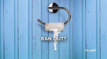 Peapod TV Spot, 'Don't Run Out'