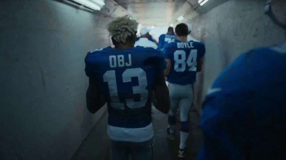 Head Shoulders Tv Commercial Names Featuring Odell Beckham Jr