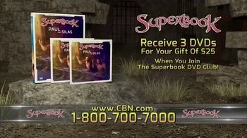 CBN Superbook DVD Club TV Spot, 'Paul and Silas' - Thumbnail 5