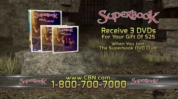 CBN Superbook DVD Club TV Spot, 'Paul and Silas' - Thumbnail 6