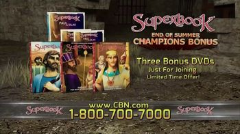 CBN Superbook DVD Club TV Spot, 'Paul and Silas' - Thumbnail 7