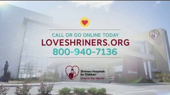 Shriners Hospitals for Children TV Spot, 'First Moments: Parents' - Thumbnail 6