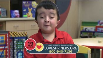 Shriners Hospitals for Children TV Spot, 'First Moments: Parents' - Thumbnail 4