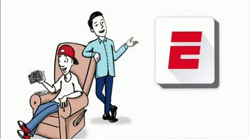 ESPN App TV Spot, \'How to Download Fan\'s Best Friend\'