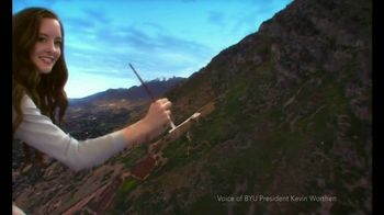 Brigham Young University TV Spot, 'Inspiring Learning' - Thumbnail 2