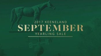 2017 Keeneland September Yearling Sale: Success for Graduates thumbnail