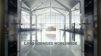 American Express Business Platinum TV Spot, 'Global Lounge Collection' - Thumbnail 6