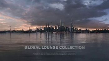 American Express Business Platinum TV Spot, 'Global Lounge Collection' - Thumbnail 8