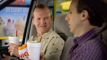 Sonic Drive-In Signature Drinks TV Spot, 'Sommelier: Iced Coffee Twists' - 1466 commercial airings