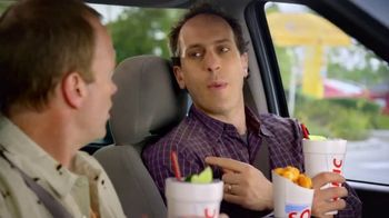 Sonic Drive-In Signature Drinks TV Spot, 'Sommelier: Iced Coffee Twists' - Thumbnail 2